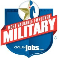 Previous logo Most Valuable Employers for Military