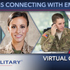 Hire a Veteran at a RecruitMilitary Virtual Career Fair