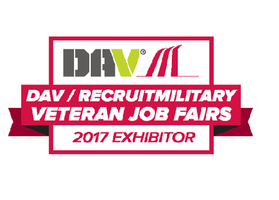 "RecruitMilitary Exhibitor Badge Reveals: This Company ""Gets It!"""