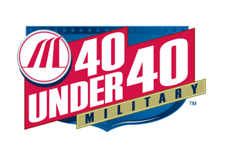 Top 40 Under 40 Military