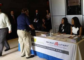 Finding Your Next Job at a Veterans Career Fair