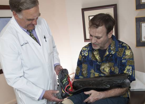 HCA-HealthONE Limb Expert Credits Success to Military Career and Mentors