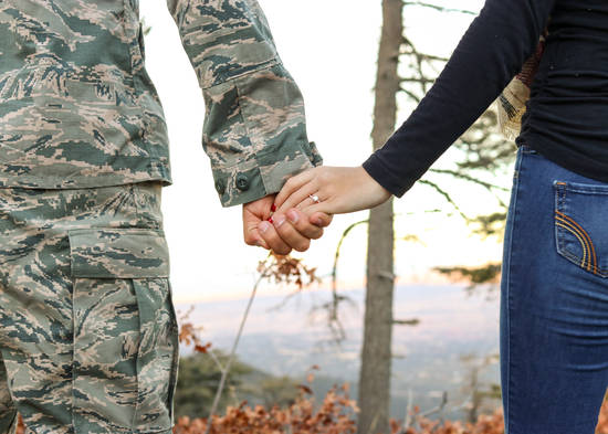 New Bill Addresses Military Spouse Unemployment