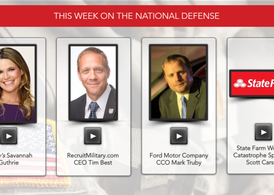 Bradley-Morris/RecruitMilitary CEO Interviewed on National Radio Show