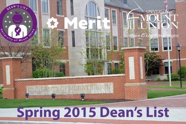 1432927826 dean's list spring 2015
