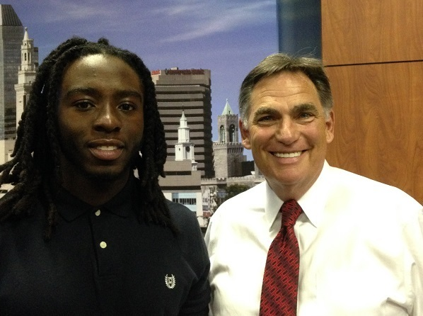1435599443 intern devonte dillion and wwlp22news anchor barry kriger