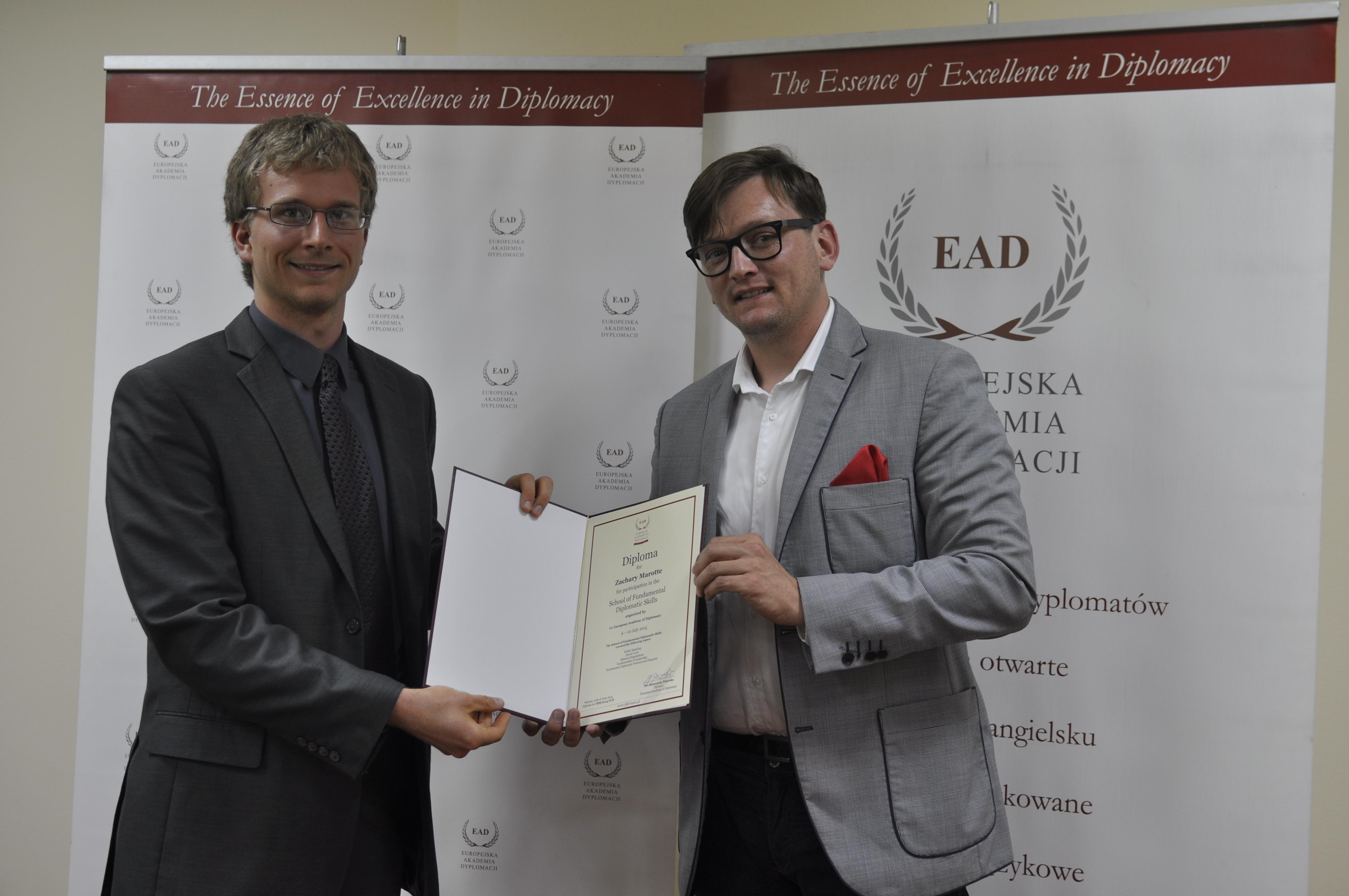 1440428500 diploma zachary