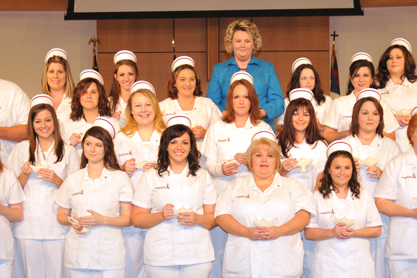 Nursing pinning dec 2012r