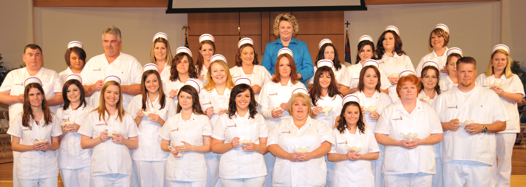 Nursing pinning dec 2012r