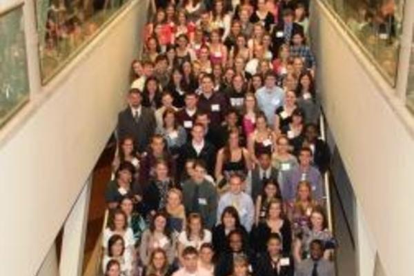 Stairwell scholars