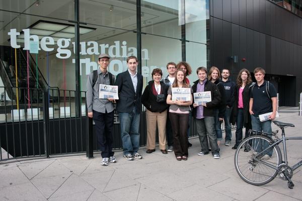 London paris guardian newspaper