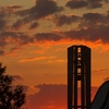 1454355728 husson bell tower evening sunset img 3540 larry ayotte copy   2   under 1 mg
