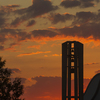 1454364951 husson bell tower evening sunset img 3540 larry ayotte copy