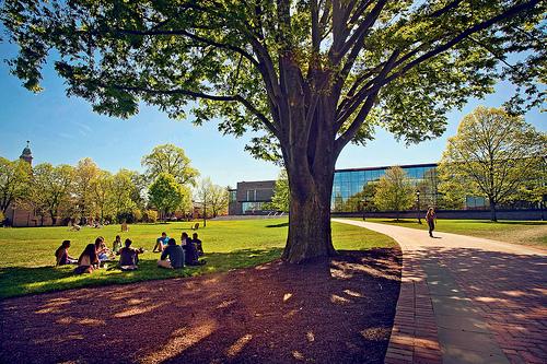 Lafayette college 2013 campus