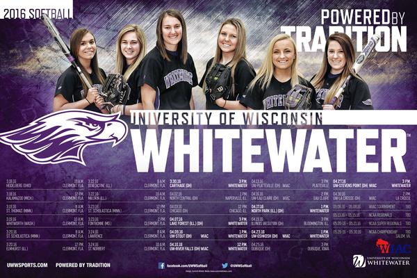 1458136476 2016 uw whitewater softball poster final