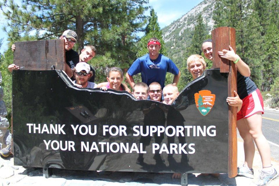 Concordia university nebraska natl parks study tour