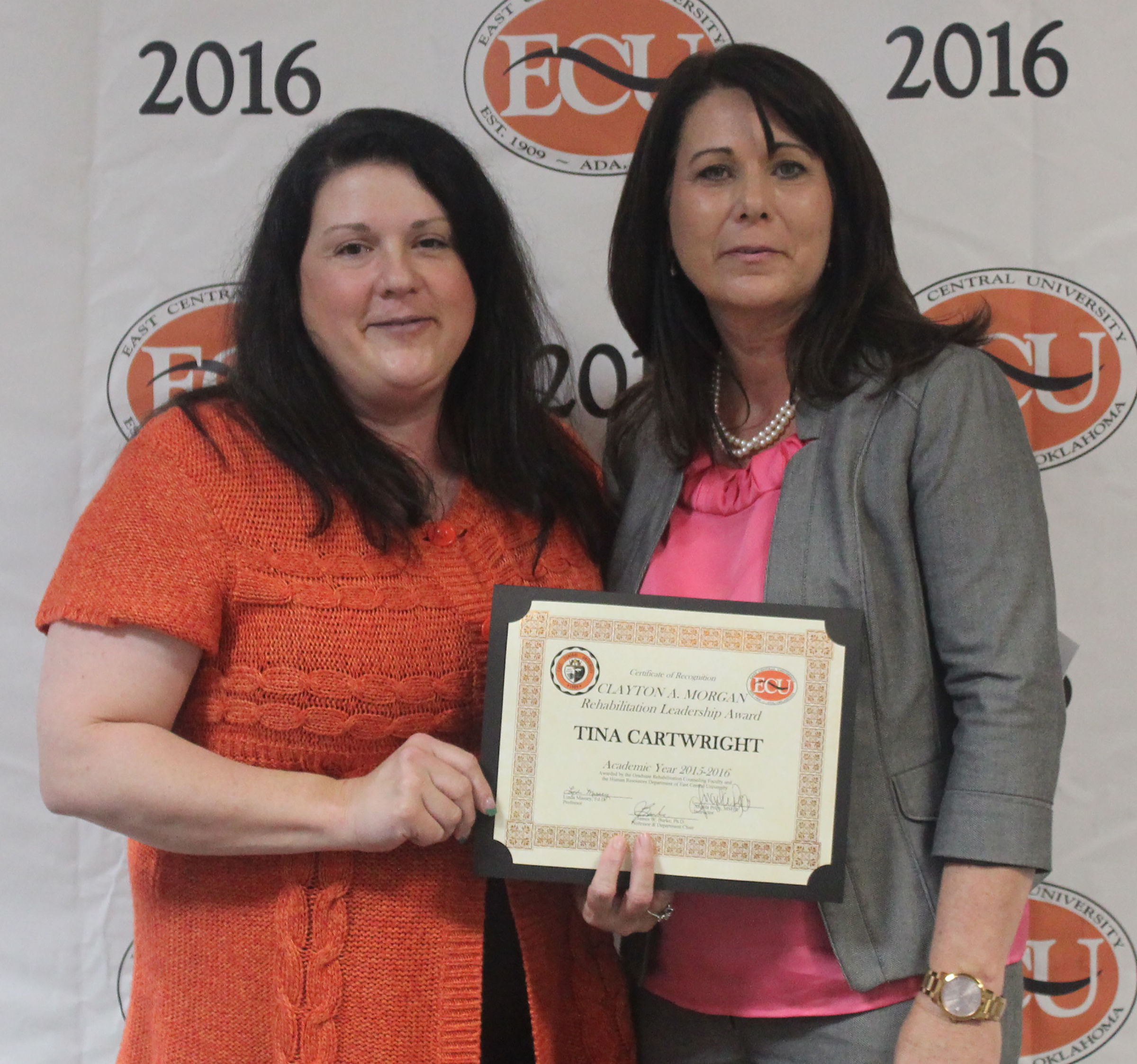 1463751961 cartwright   clayton a. morgan rehab leadership award  2016
