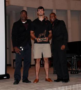 1463773116 billy douglas commmunity player of the year award  zach blair