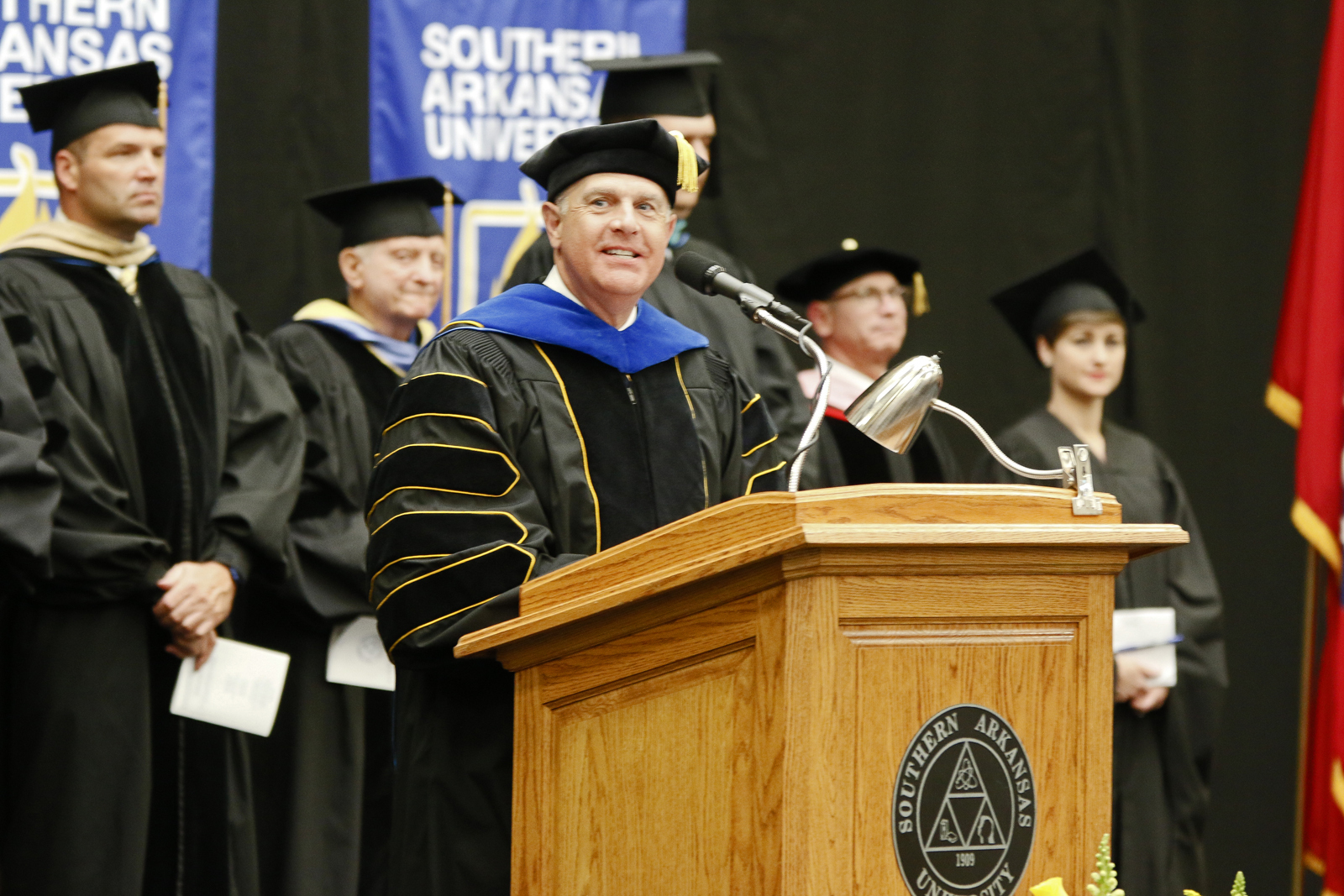 1465492524 sau may 16 undergraduate commencement dr. trey berry sau pres