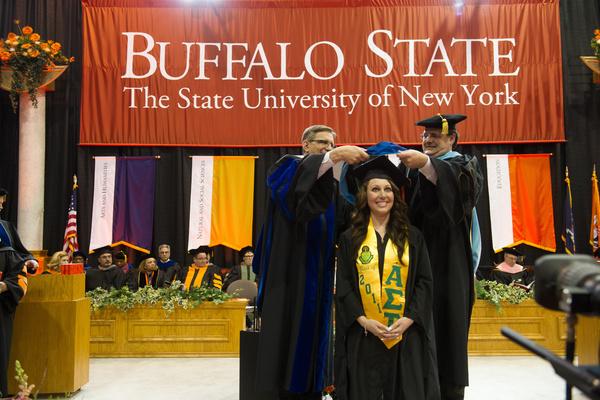 Buffalo state ceremony2 1