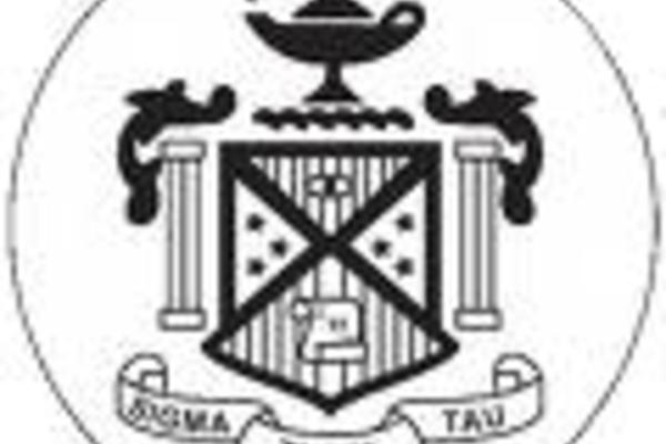 Sigmathetatau logo