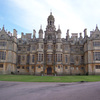 Harlaxton college front