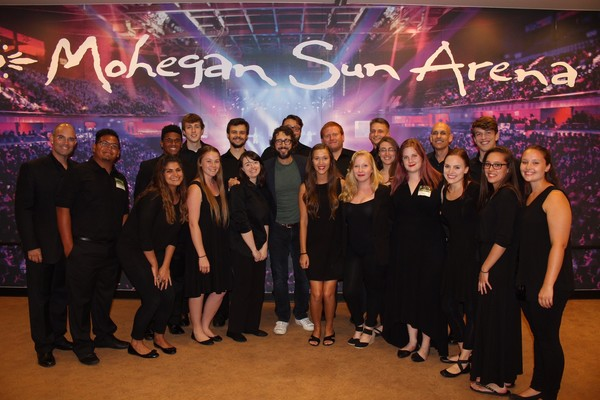 Groban at mohegan sun