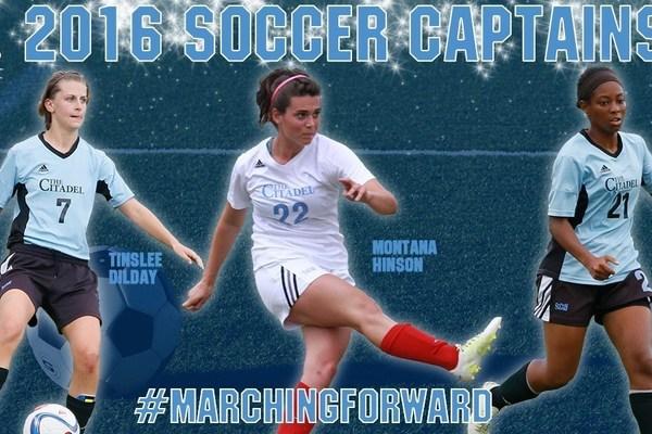 Soccer captains