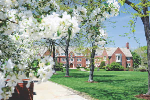 Jcu.campus flowers
