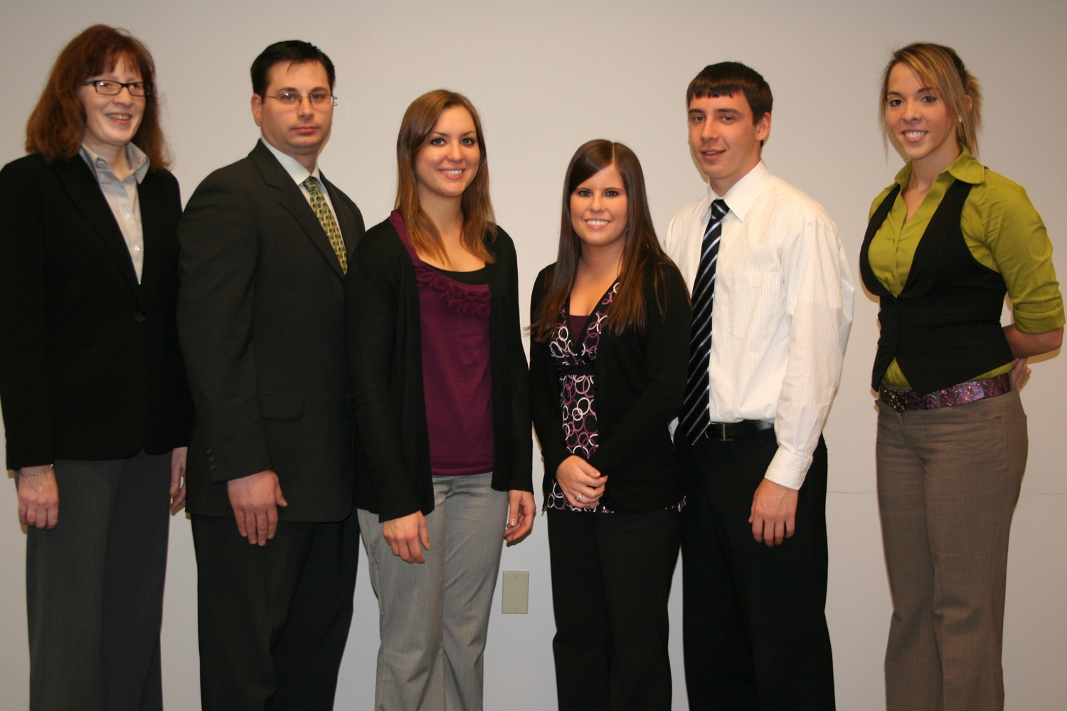 Wilkes picpa scholarship students