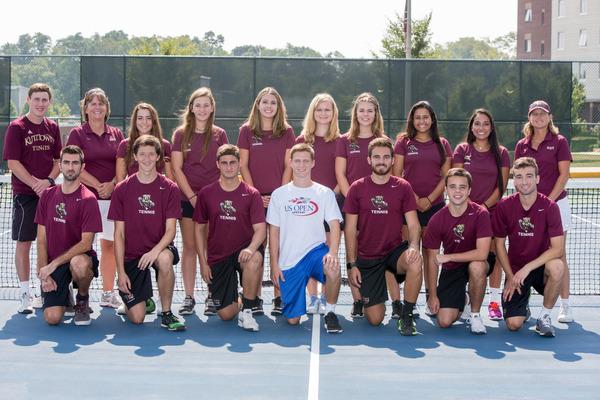 Tennis teams 2016