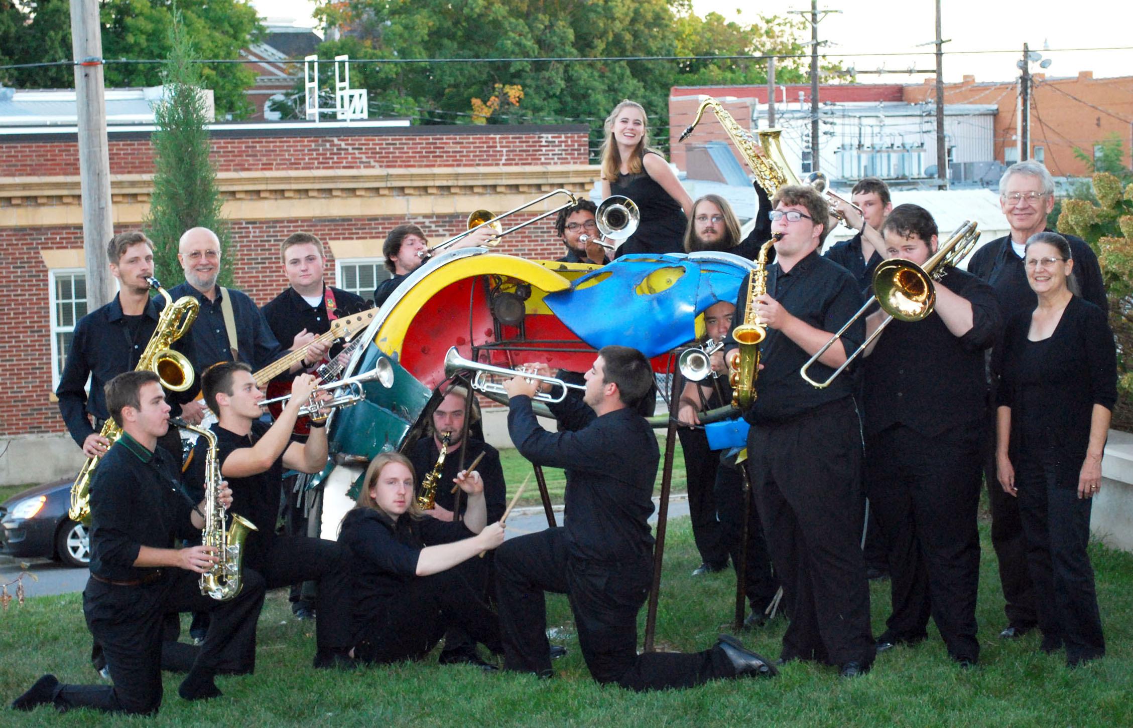 Cmu jazz band release