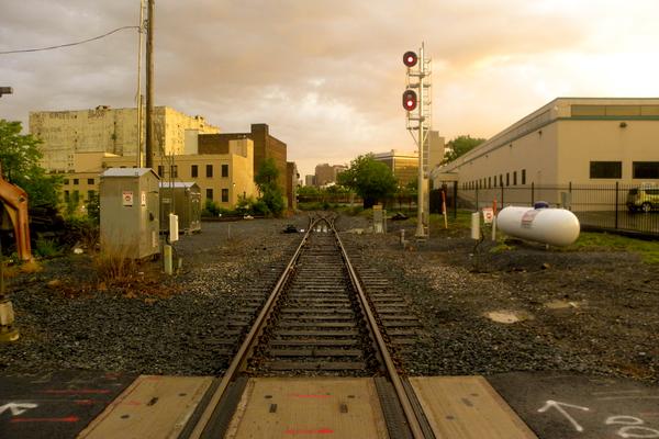 Danielmorales tracks to the city