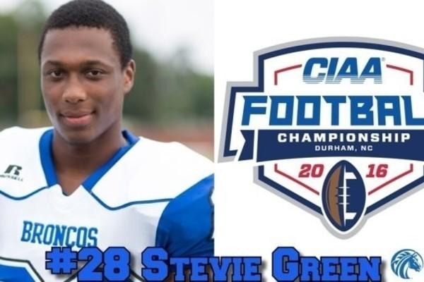 Stevie green