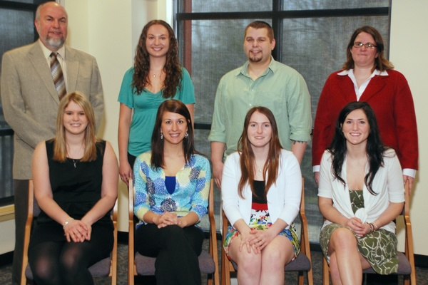 Wilkes psi chi inductees