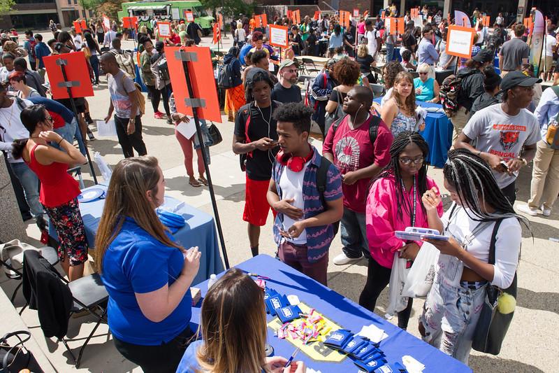 College Work-Study - University at Buffalo