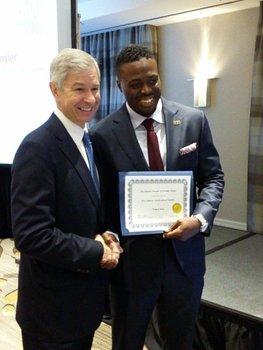 Greg boler corenet global scholarship 2016