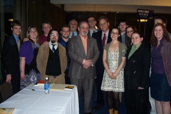 Rushdie photo