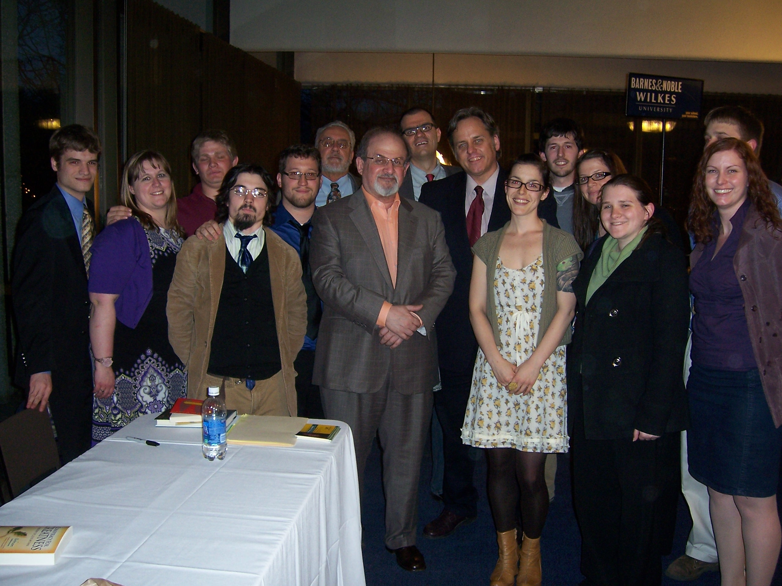 Rushdie photo