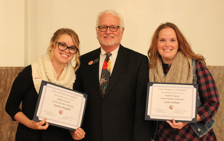 Mayfield hollman 5 scholarship awards each
