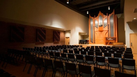 Fall honor recital