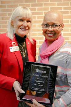 Sandra hunt powell award 1 of 1