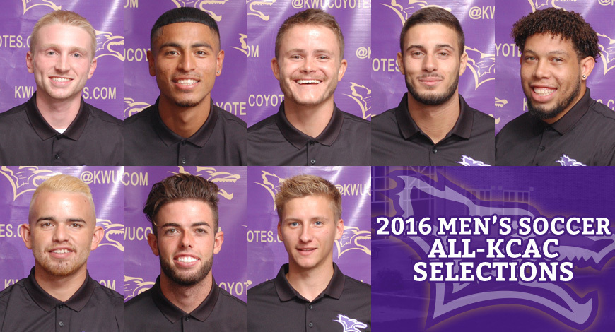 2016 all kcac mens soccer