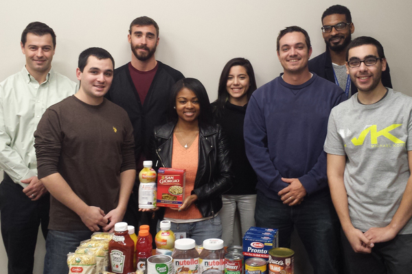 Doylestown food drive