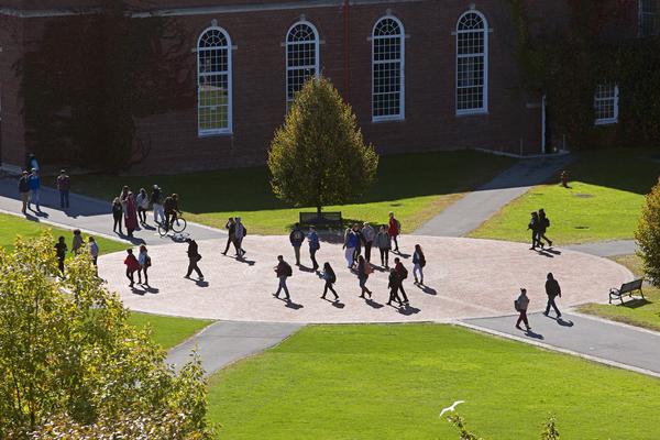 Fall campus 2