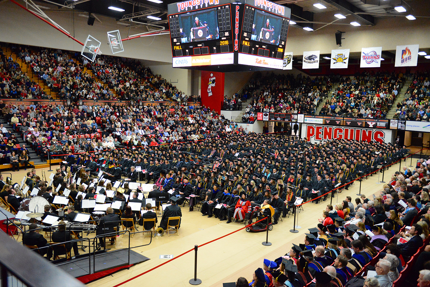 2016 fall commencement