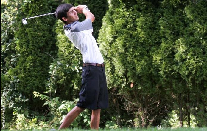 Mens golf