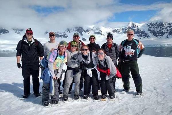 Antarctica 2016 group