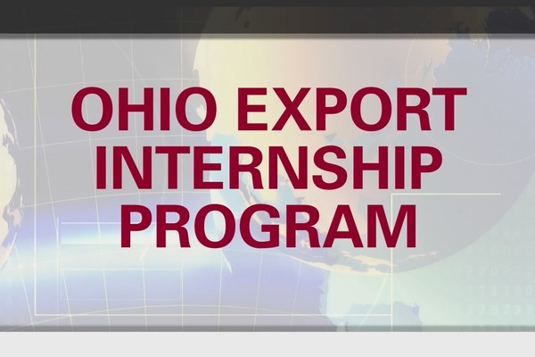 Ohio export internship program