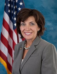 Kathy hochul official portrait